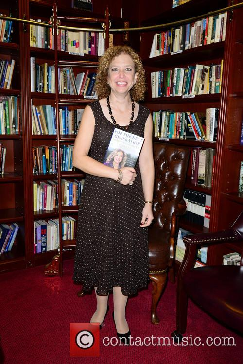 Congresswoman Debbie Wasserman Schultz promotes her new book