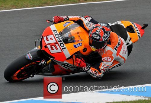 Marc Marquez Moto Gp Australian Motorcycle Grand Prix 2