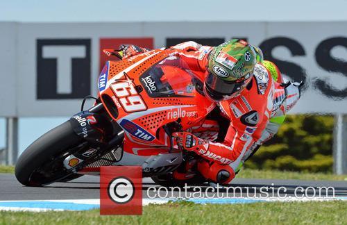 Nicky Hayden 1 Moto Gp 8