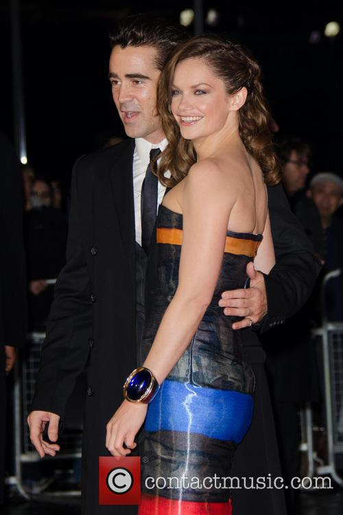 Colin Farrell and Ruth Wilson 22