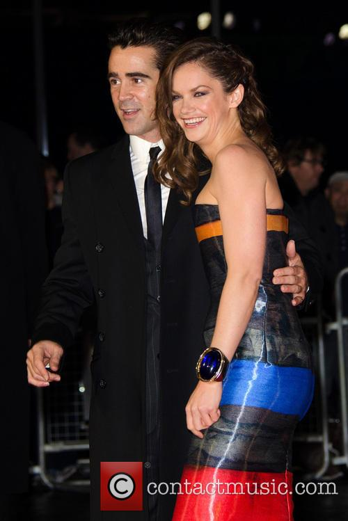 Colin Farrell and Ruth Wilson 23