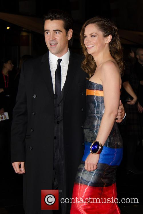 Colin Farrell and Ruth Wilson 24