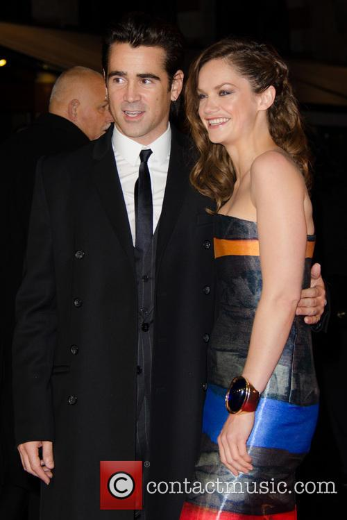 Colin Farrell and Ruth Wilson 25