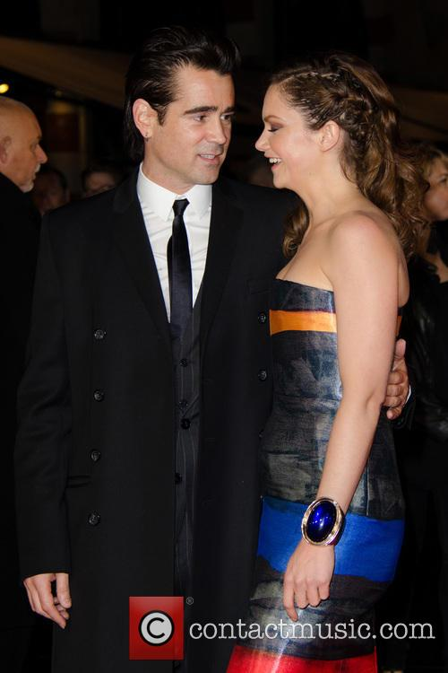 Colin Farrell and Ruth Wilson 26