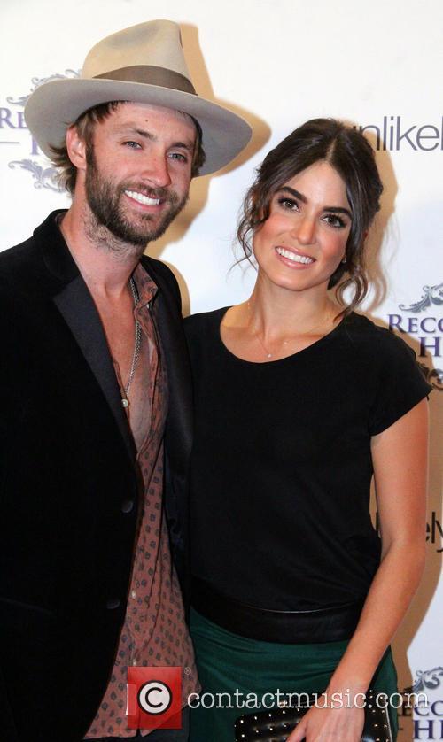 Paul McDonald and Nikki Reed