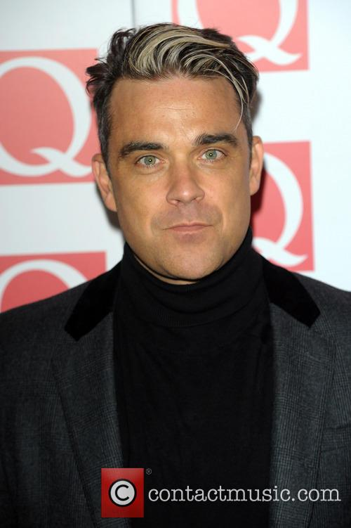 robbie williams the q awards 2013 3977749