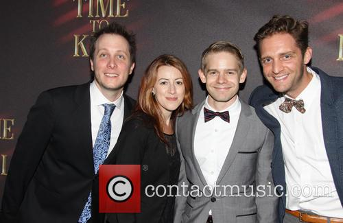 Opening night After Party for Broadway's A Time...
