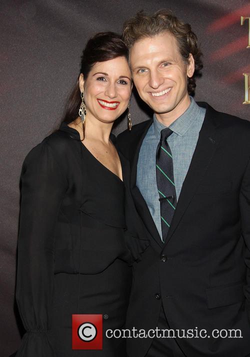 Stephanie J. Block and Sebastian Arcelus 6