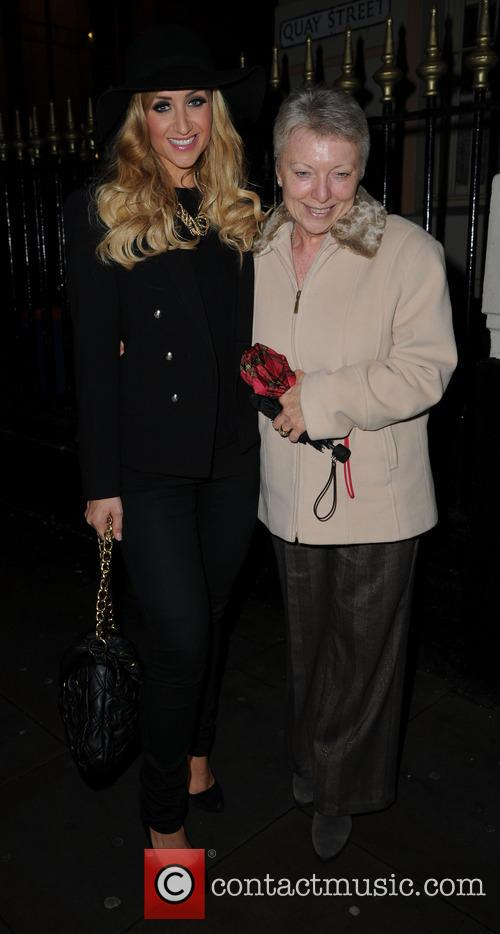 Catherine Tyldesley and Catherine's Mother Janet 2
