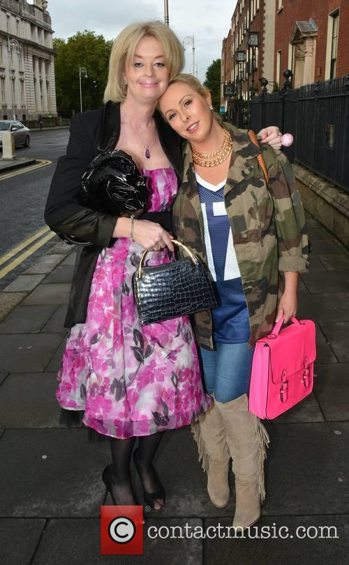 Lauren Harries and Danielle Meagher 1