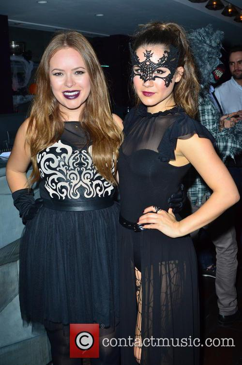 Tanya Burr and tylit/blogger) 1