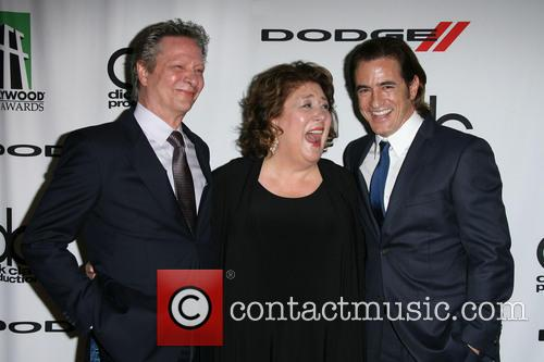 Chris Cooper, Margo Martindale and Dermot Mulroney 4