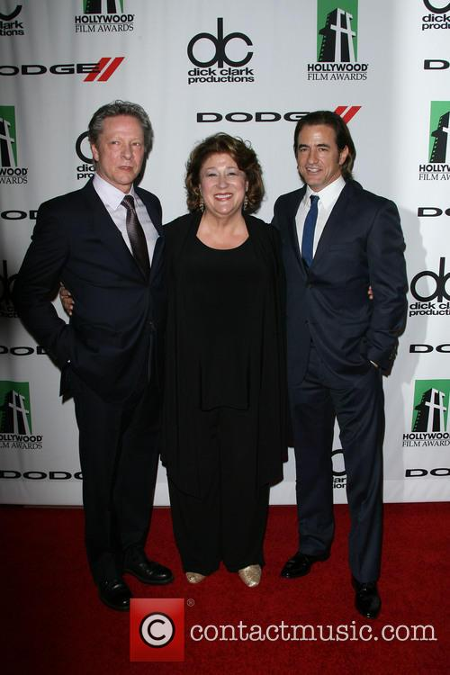 Chris Cooper, Margo Martindale and Dermot Mulroney 5