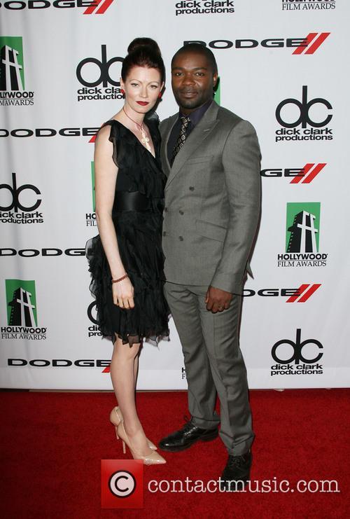 David Oyelowo and Wife Jessica Oyelowo 3