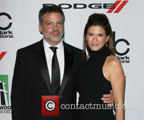 Michael De Luca and Angelique Madrid