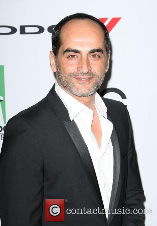 Navid Negahban, The Beverly Hilton Hotel, Hollywood Film Awards, Beverly Hilton Hotel