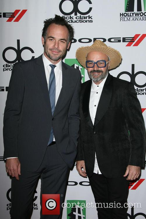 Paul Blackthorne and Mister Basquali 2