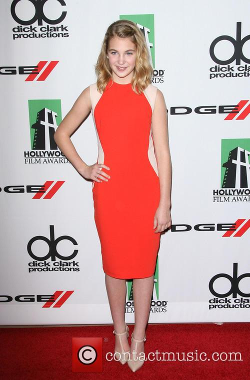 sophie nelisse 17th annual hollywood film awards 3917362