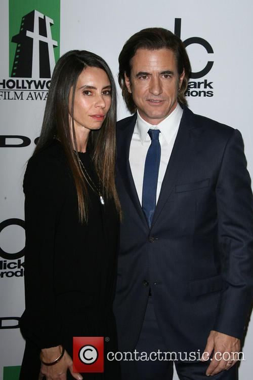 Tharita Catulle and Dermot Mulroney 4