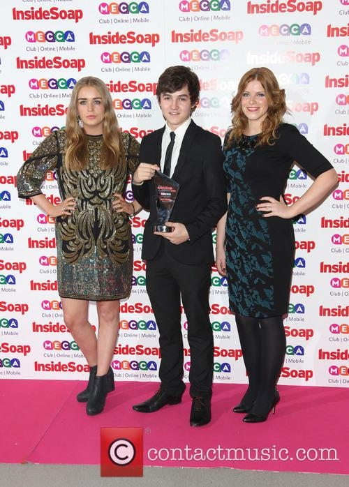 Tommy Lawrence-knight and Abby Mavers 10
