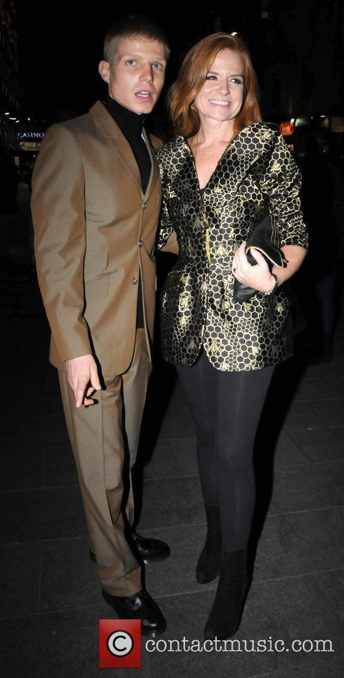 Charlie Palmer and Patsy Palmer 2