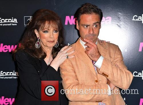 Jackie Collins and Andrew O'keefe 4