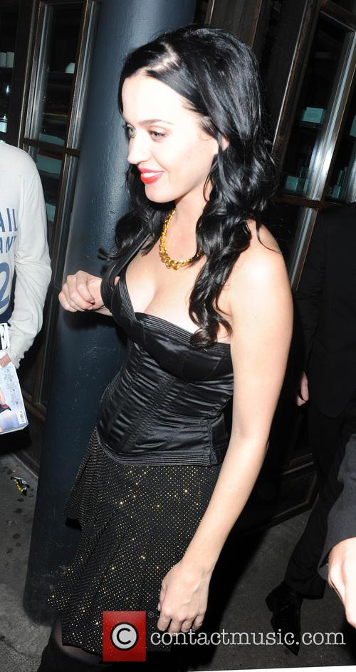 Katy Perry, Shoreditch House