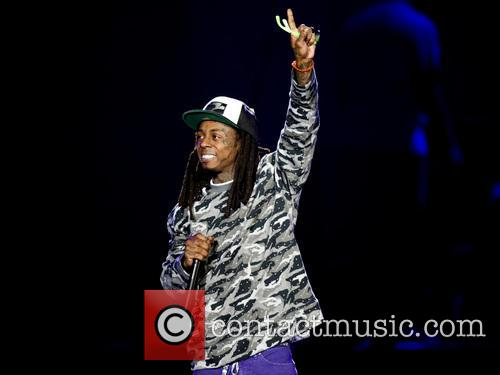 Lil' Wayne and Lill Wayne 6