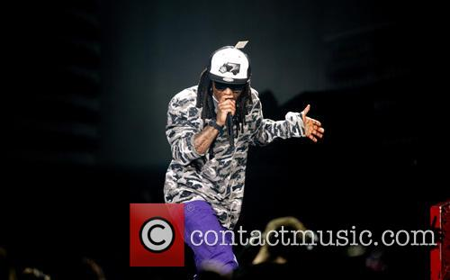 Lil' Wayne and Lill Wayne 11
