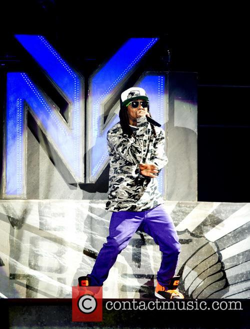 Lil' Wayne and Lill Wayne 12