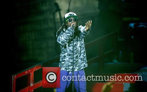 Lil' Wayne and Lill Wayne 15