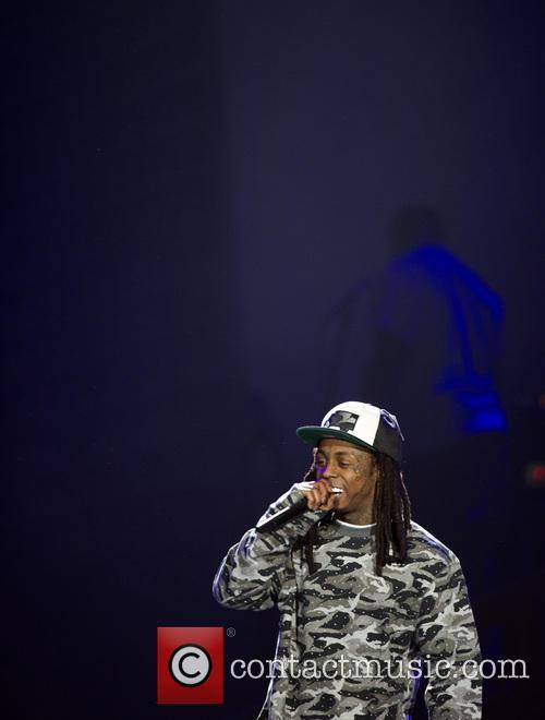 Lil' Wayne and Lill Wayne 17