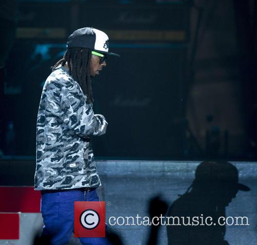 Lil' Wayne and Lill Wayne 19