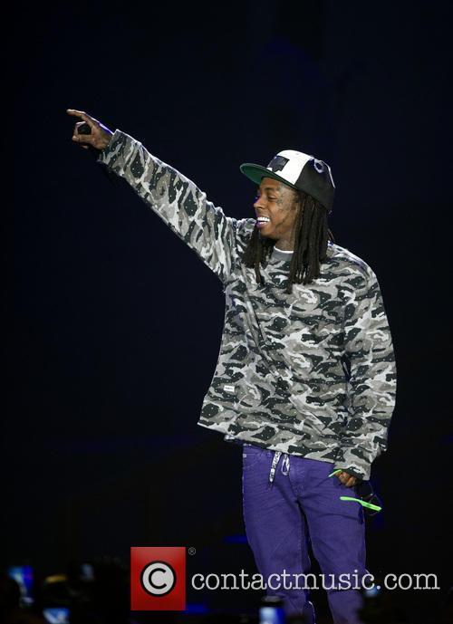 Lil' Wayne and Lill Wayne 21