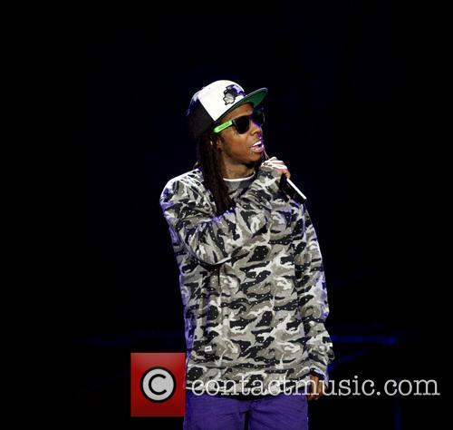 Lil' Wayne and Lill Wayne 28