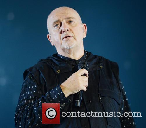 Peter Gabriel live in London
