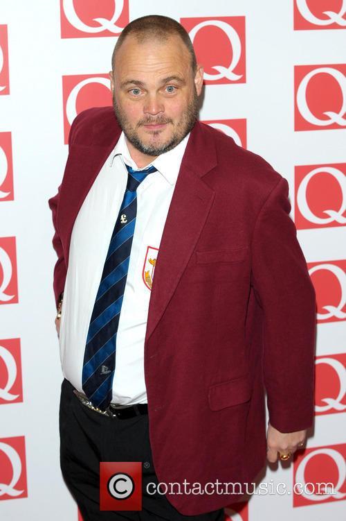 Al Murray, The Q Awards, Grosvenor House