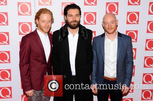 Biffy Clyro, The Q Awards, Grosvenor House