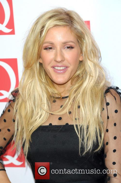 ellie goulding the q awards 2013 3916781