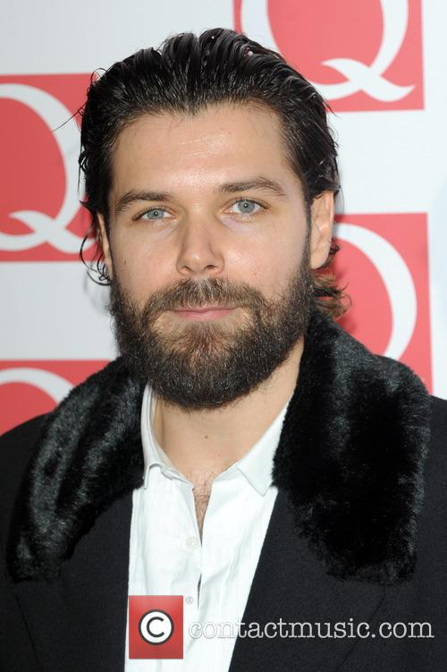 Simon Neil, Biffy Clyro, The Q Awards, Grosvenor House