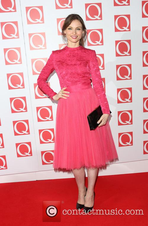 Sophie Ellis-Bextor, The Q Awards, Grosvenor House