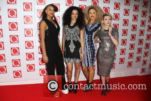Amira Mccarthy, Jess Plummer, Shereen Cutkelvin and Asami Zdrenka Of Neon Jungle 2