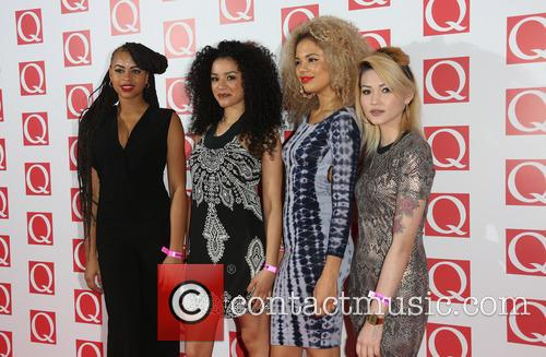 Amira Mccarthy, Jess Plummer, Shereen Cutkelvin and Asami Zdrenka Of Neon Jungle 1