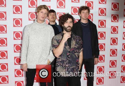 Yannis Philippakis and Foals 1