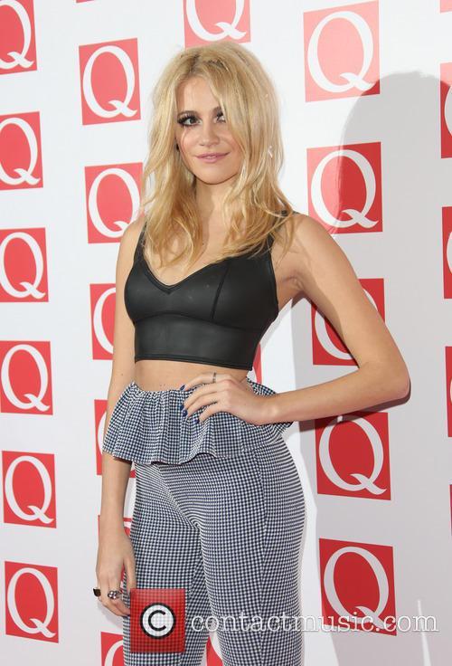 Pixie Lott, The Q Awards, Grosvenor House