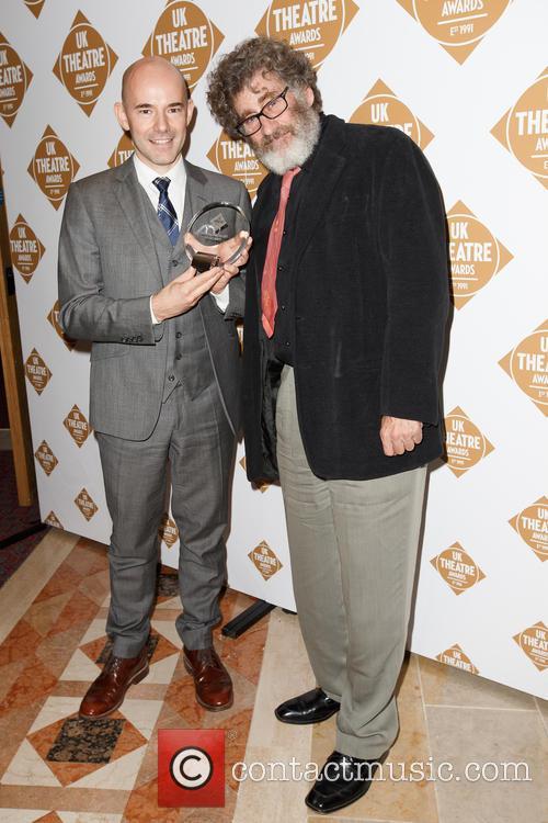 Paul Michael Glaser and Daniel Evans