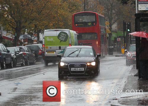 Wet Weather Photos Hampstead 1
