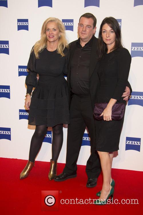 Katharina Degenhardt, Glen Wassall and Mary Mccartney 1