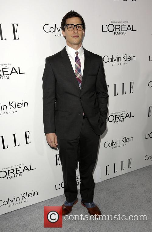 Andy Samberg, Four Seasons Hotel Beverly Hills.