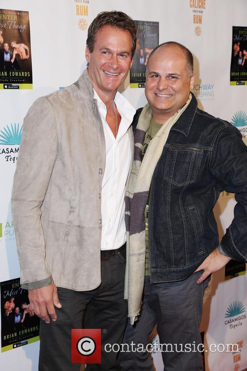 Rande Gerber and Brian Edwards 4